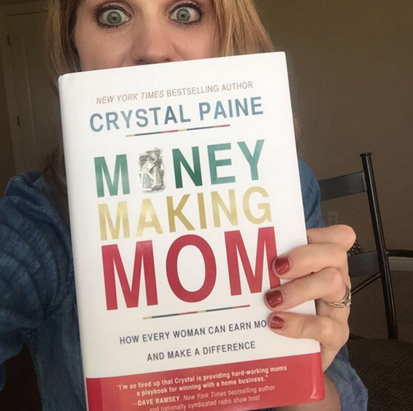 My new book, Money-Making Mom!