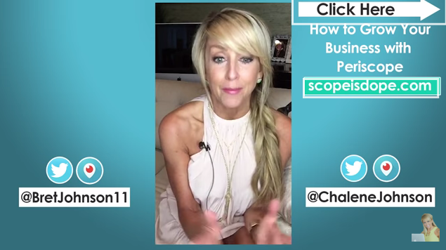 Hottest periscope accounts