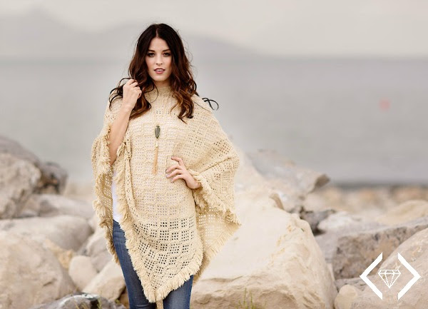 Trendy Poncho Deal