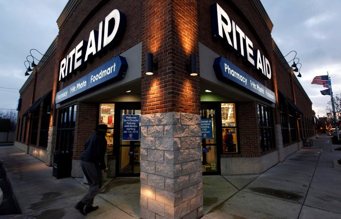 Walgreens Buys Out Rite Aid Stores