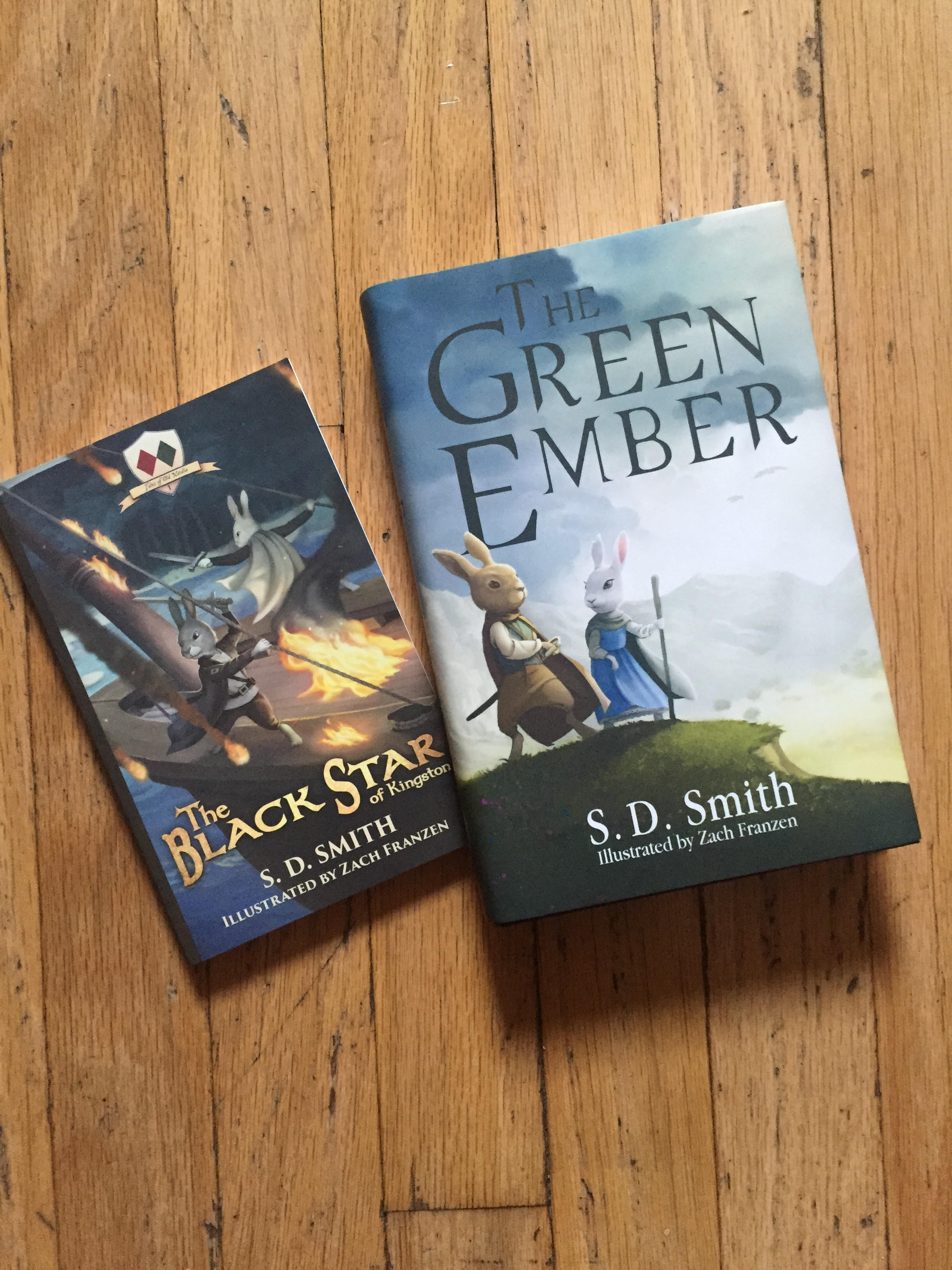 Get the Green Ember audiobook for just $1!