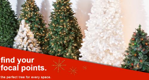 Christmas Tree Target