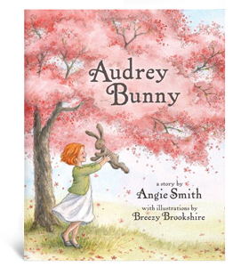Audrey Bunny Book Deal