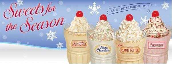 Buy One Get One Free Milkshakes at Steak 'n Shake