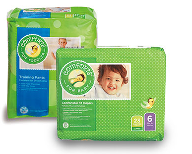 Comforts Diapers