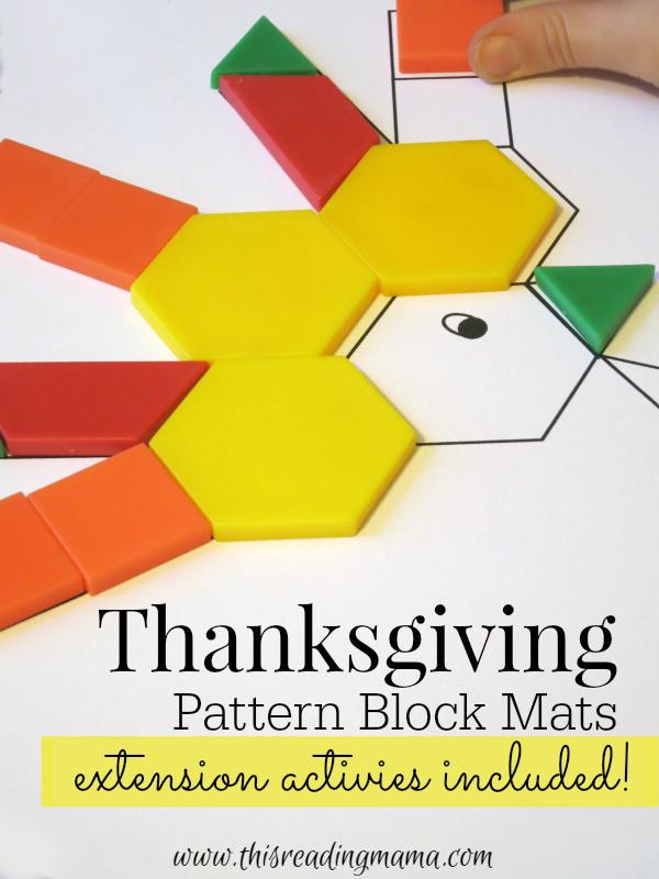 graphic regarding Free Printable Turkey Pattern identify Cost-free Printable Thanksgiving Routine Block Mats Financial