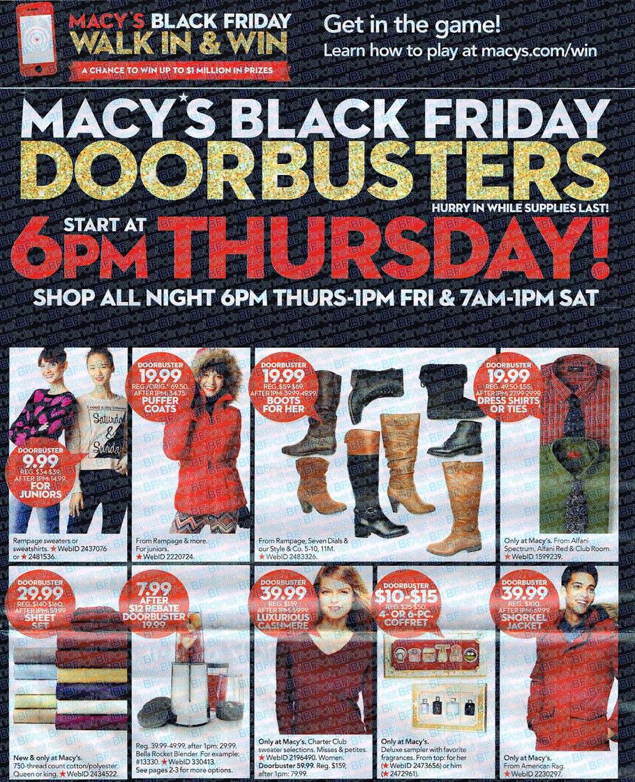 Macy's $10 off $25 printable coupons - This legendary promotion is one of Macy's most popular in-store offers, especially when paired with a $20 off $50 printable coupon. When this coupon is available, it is unquestionably better to shop in stores.