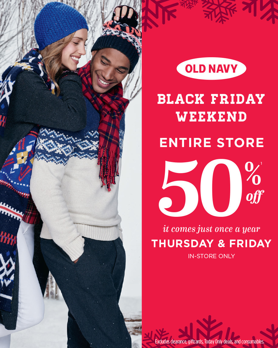 Old Navy Black Friday Ad 2015 - Money Saving Mom® : Money Saving Mom®