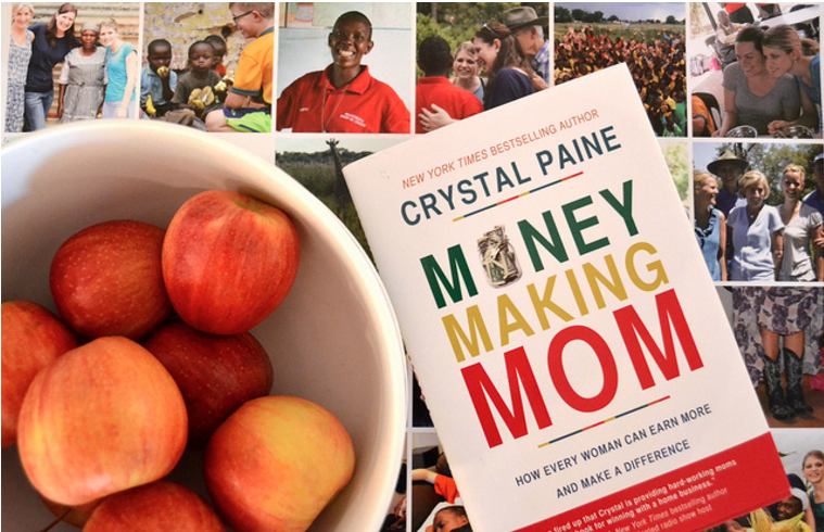 Get your copy of Money-Making Mom