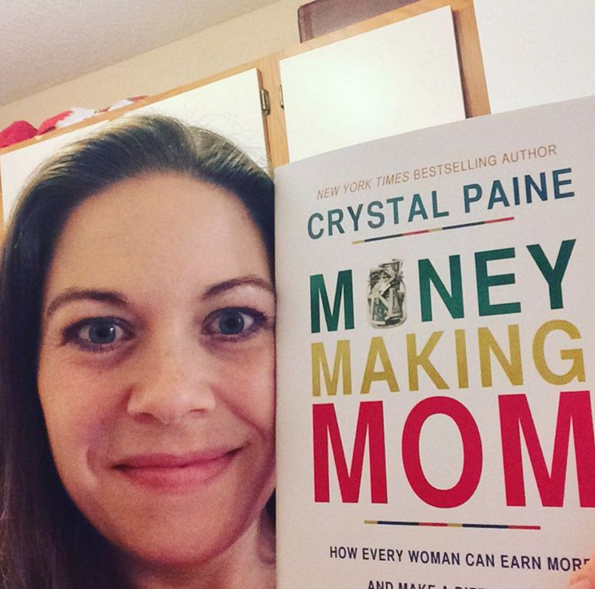 Download the first chapter of Money-Making mom for FREE!