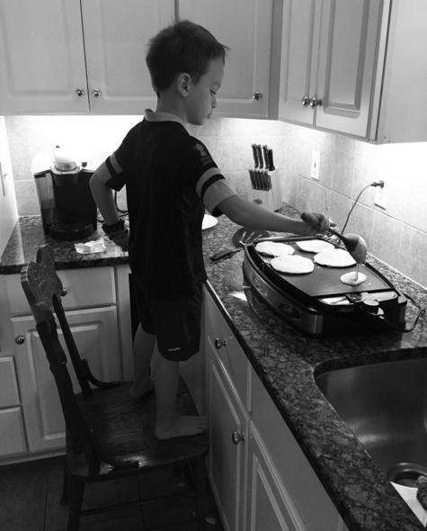 Make Ahead Pancake Batter
