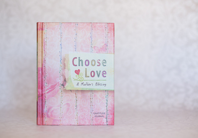 Get our brand-new Choose Love journals for just $8.50 shipped!