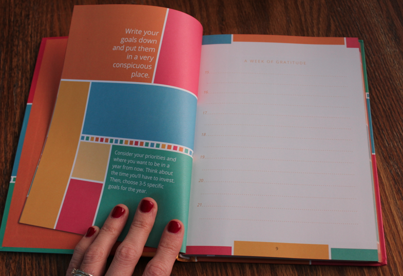 Get our Gratitude Journal for $8.50!