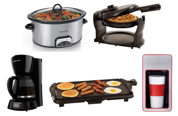Kohl's.com: FREE Small Kitchen Appliances After Coupon Code, Rebates ...