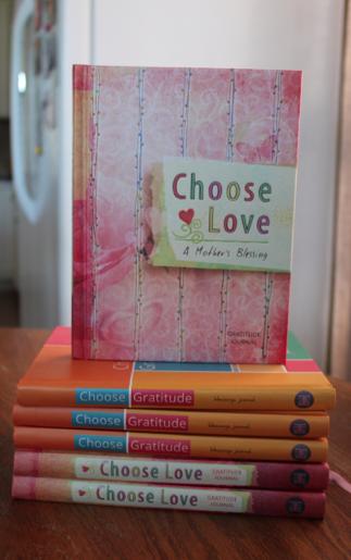 Choose Love Gratitude Journal