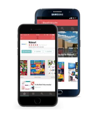 Black Friday Mobile App