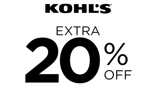 Kohl's 20% off coupon code