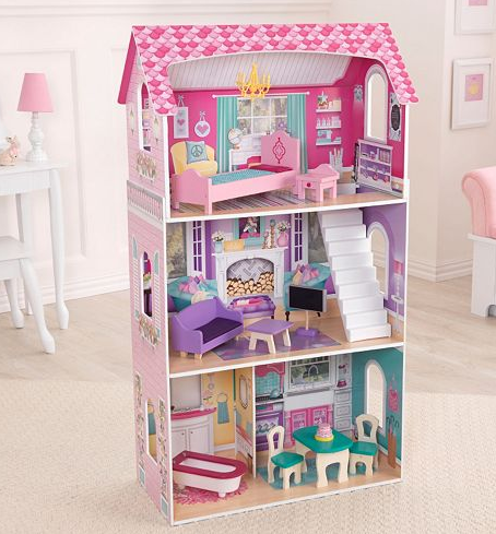 KidKraft Dakota Dollhouse Cyber Monday Deal at Kohl's