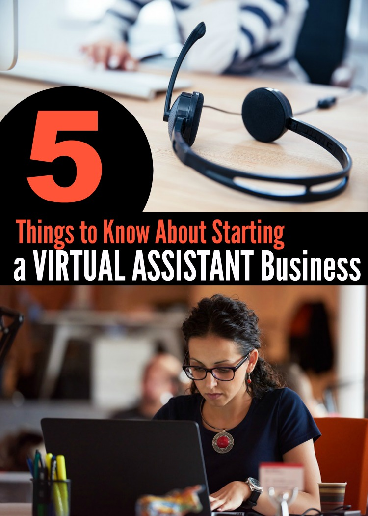 Business plan for a virtual assistant business