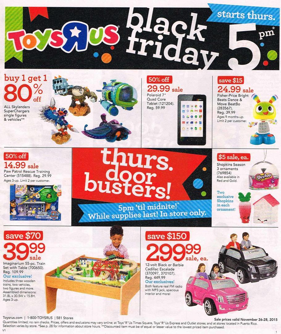 Toys R Us Black Friday Ad 2015 Money Saving Mom 174
