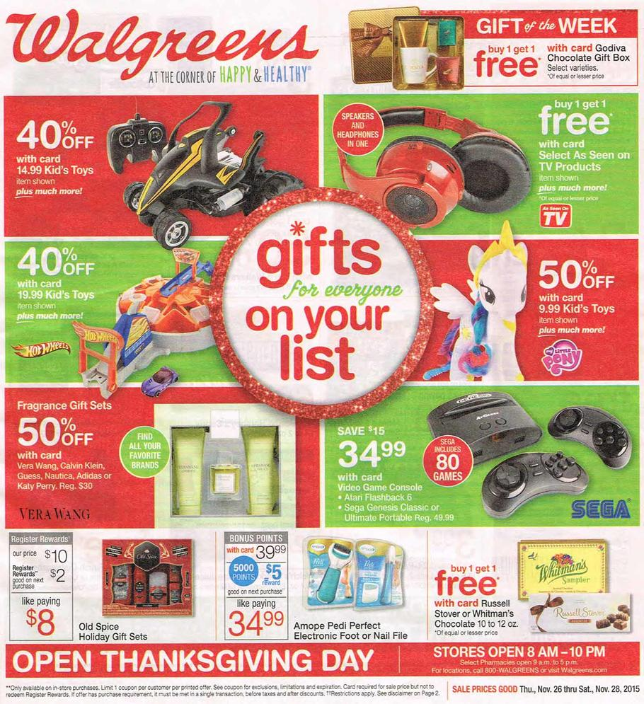 Walgreens Black Friday Ad 2015 Money Saving Mom 174