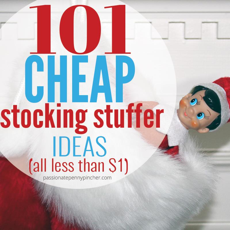 101 Cheap Stocking Stuffer Ideas Money Saving Mom
