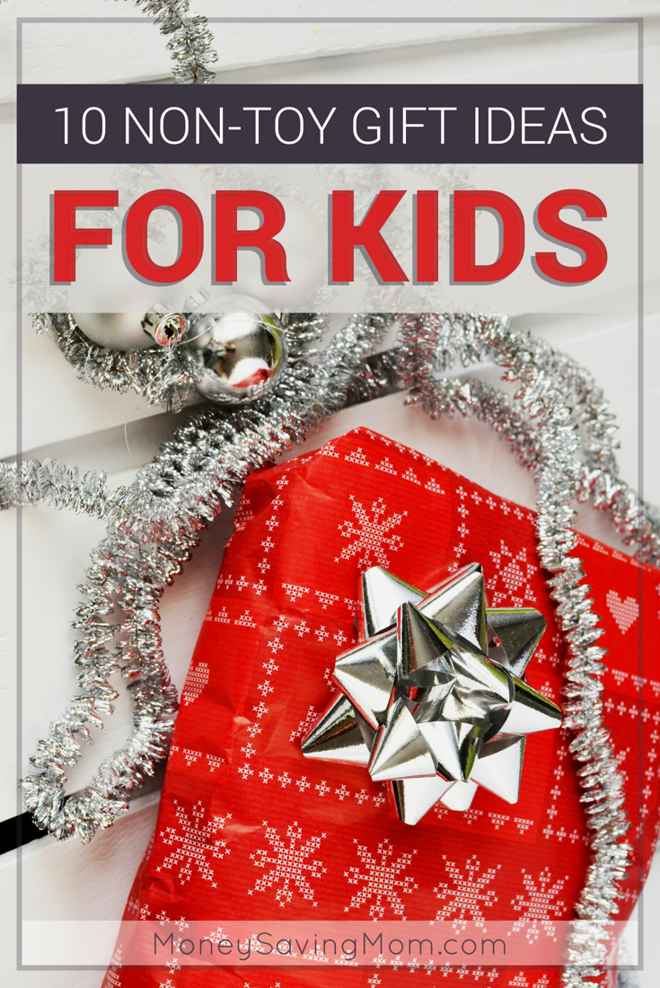 4 Year Boy Bedroom Decorating Ideas: 10 Non-Toy Gift Ideas For Kids