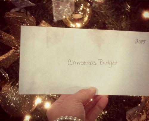 Christmas-budget-envelope