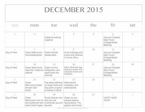 Adobe Fillable Calendar December 2015 | Calendar Template 2016