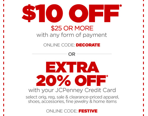 10 Off 25 Jcpenney Coupon June 2018 Coupons Chattanooga Choo