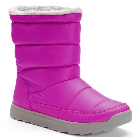 e191bd172d5 Kohls.com: Tek Gear Women's Puffer Boots as low as $17.49! - Money ...