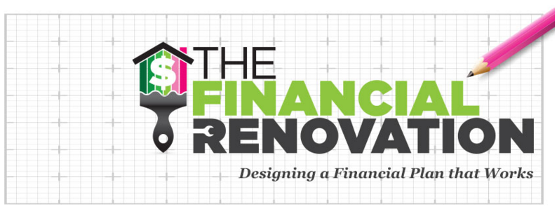 Sign up for the free Financial Renovation eCourse!