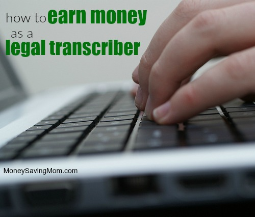 legal transcriber