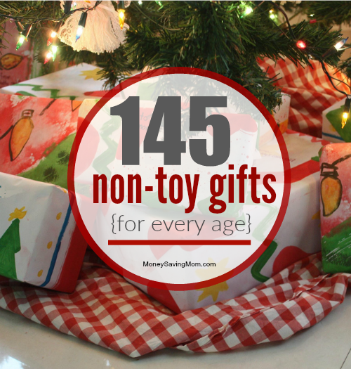145 Non-Toy Gifts for Every Age