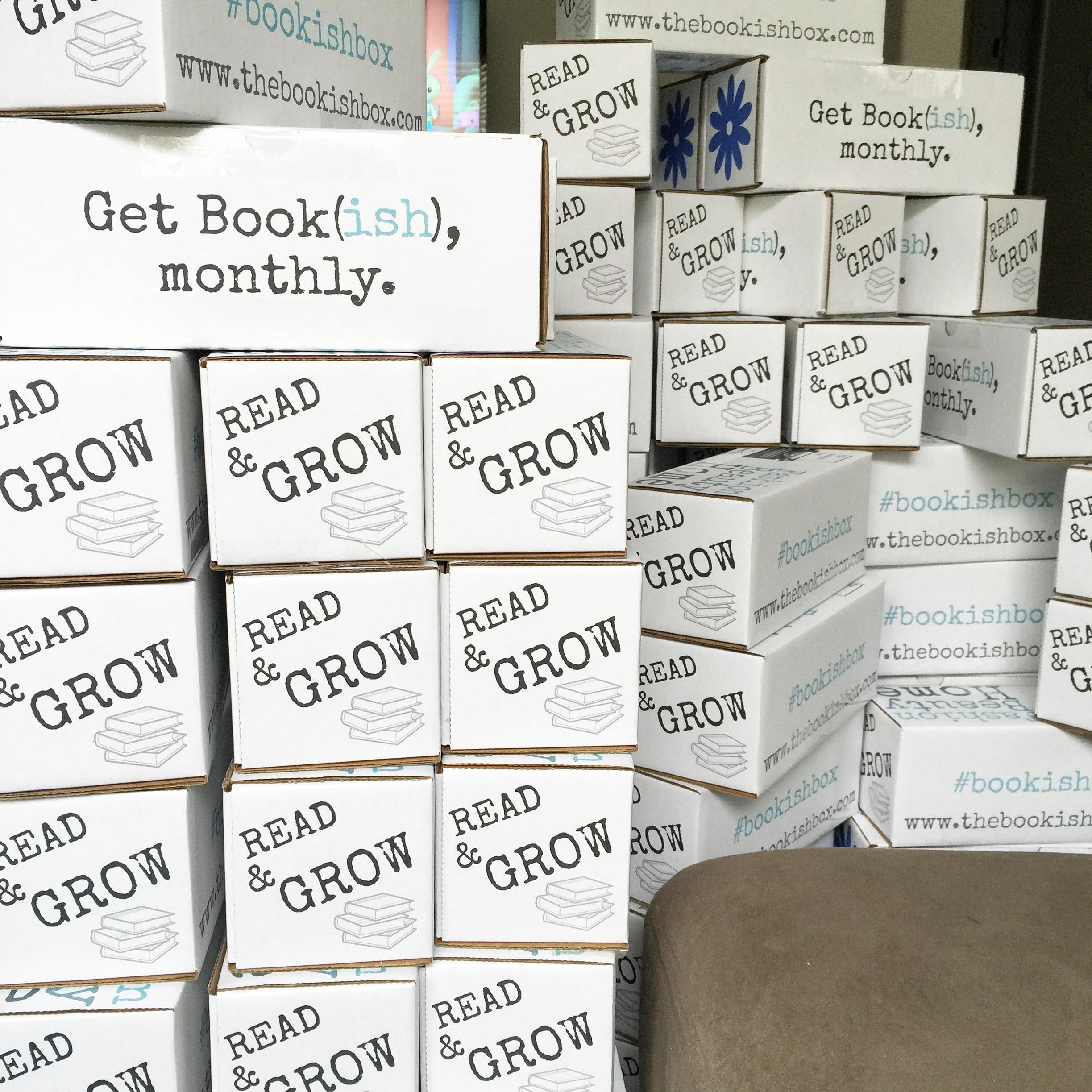 Bookish Stacks