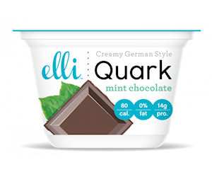 Free Elli Quark Yogurt Cup