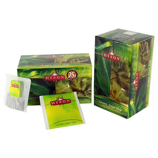 Free Hyson Ceylon Tea Sample