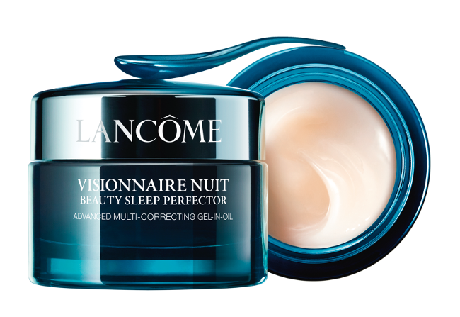 Free Lancome Visionnaire Nuit Beauty Sleep Perfector Sample