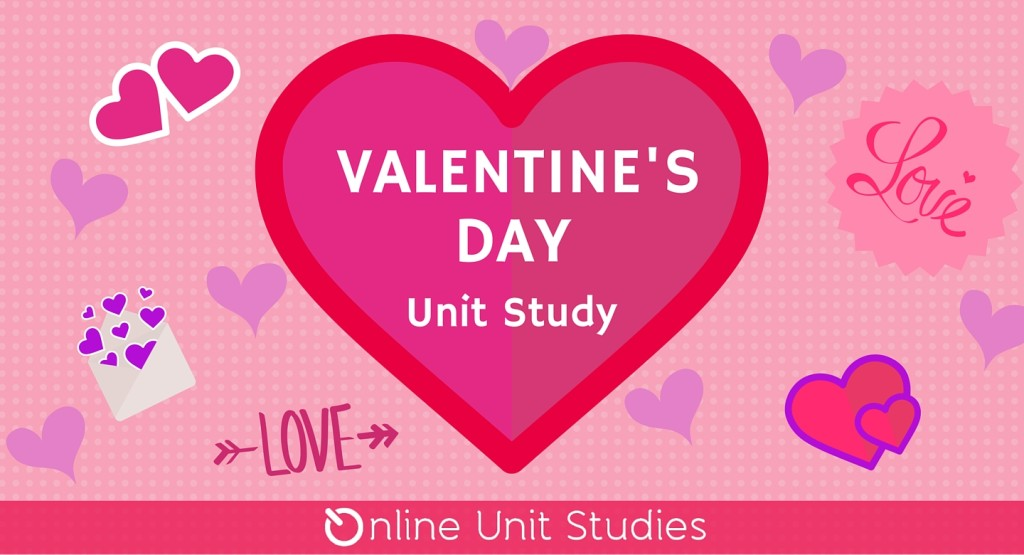free online valentine's day unit study - money saving mom®, Ideas