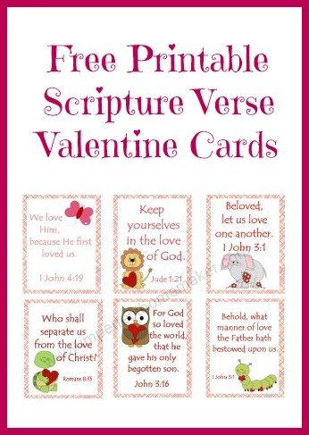 free printable scripture verse valentines day cards