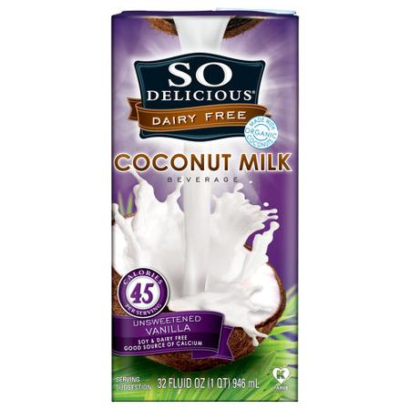 Get Free So Delicious Coconut Milk at Walmart right now!