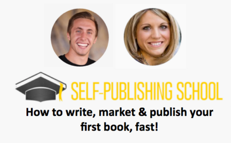 Sign up for the FREE live workshop on self-publishing!