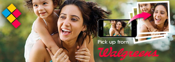 Get 20 free 4x6 photo prints from Walgreens when you order through the Printicular app!
