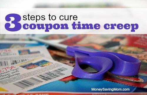 coupon time creep