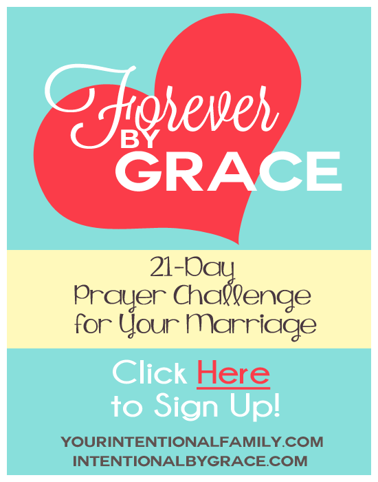 Free 21-Day Prayer Challenge for Your Marriage