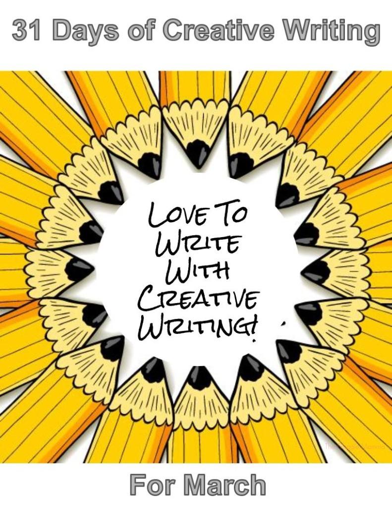 Free Printable Creative Writing Prompts