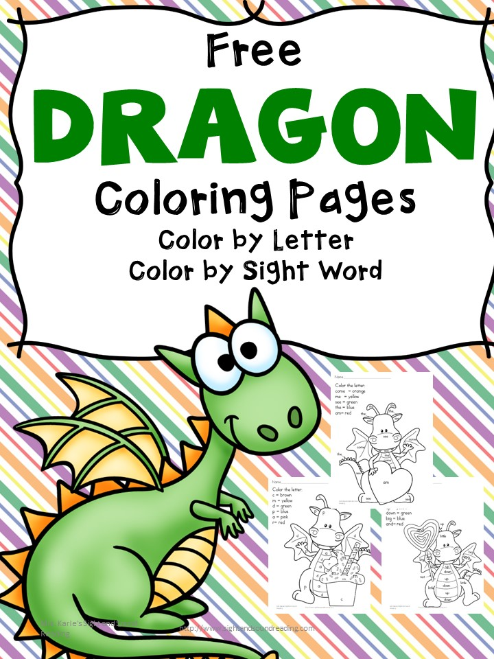 free printable dragon coloring pages money saving mom