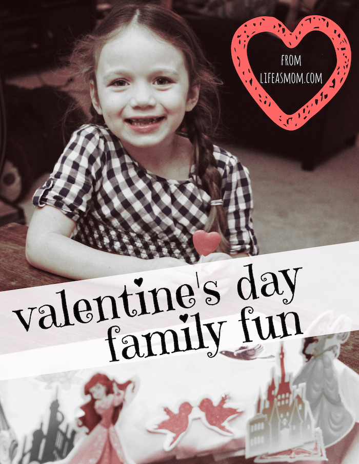 Free Printable Valentine's Day Family Fun Book of Ideas