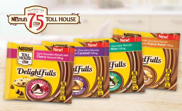 Get Nestle Toll House Delightfulls Baking Morsels for just $1.50 at Target!