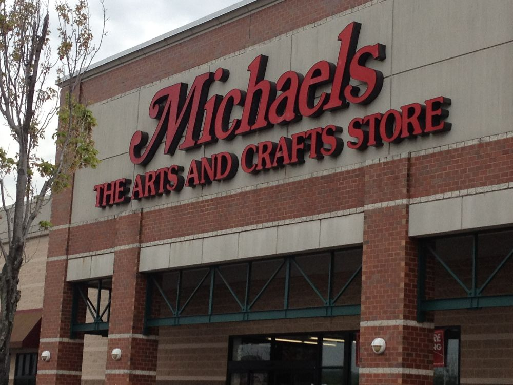 Get a 20% off Michaels coupon good on your entire purchase -- even sale items!